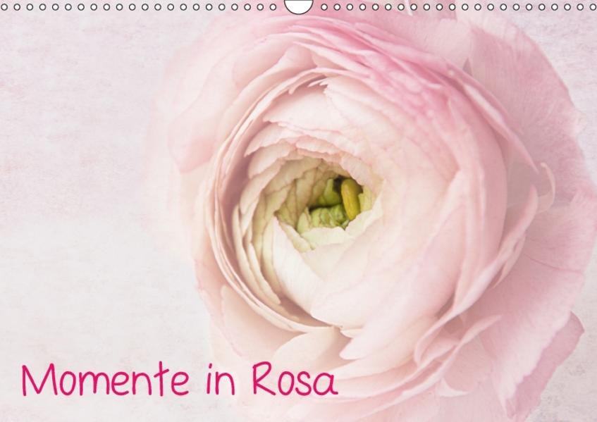 Momente in Rosa (Wandkalender 2017 DIN A3 quer) - Coverbild