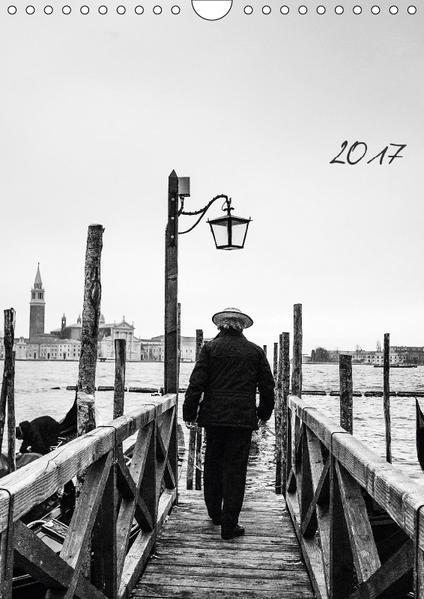 Venedig (Wandkalender 2017 DIN A4 hoch) - Coverbild