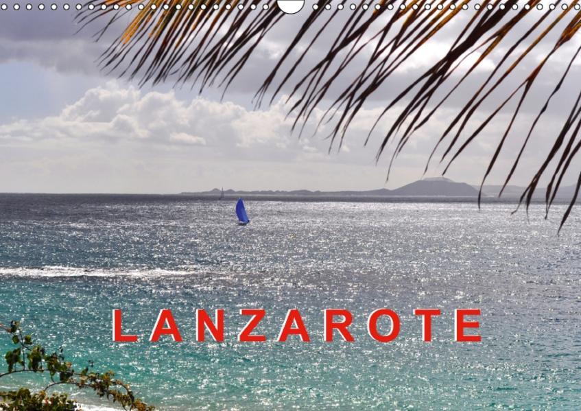 Lanzarote (Wandkalender 2017 DIN A3 quer) - Coverbild