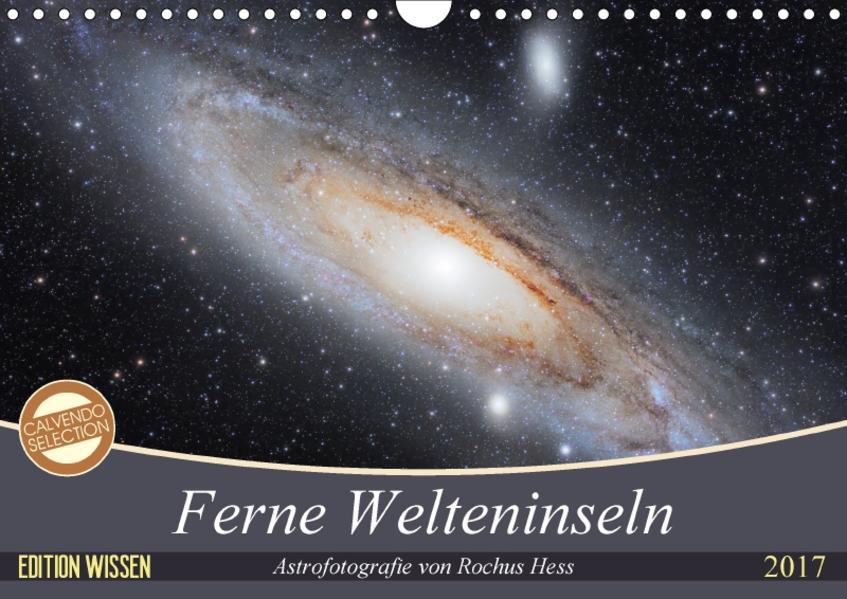 Ferne Welteninseln (Wandkalender 2017 DIN A4 quer) - Coverbild