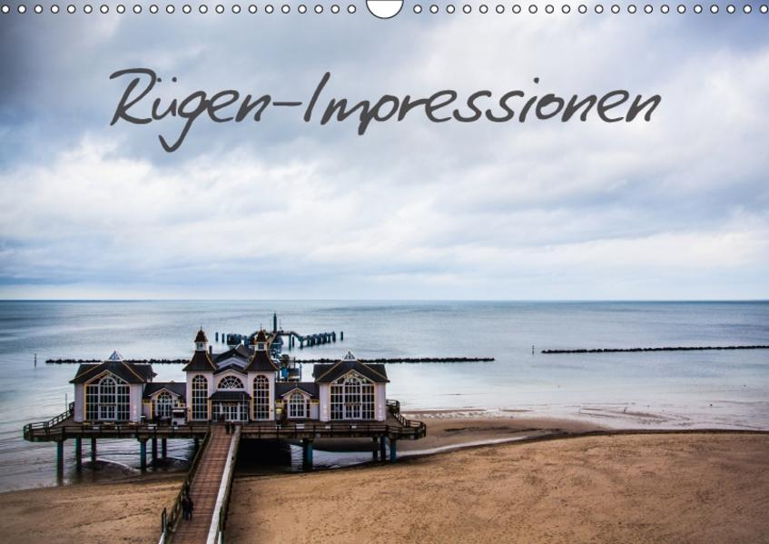 Rügen-Impressionen (Wandkalender 2017 DIN A3 quer) - Coverbild