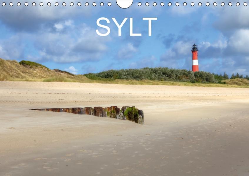 Sylt (Wandkalender 2017 DIN A4 quer) - Coverbild