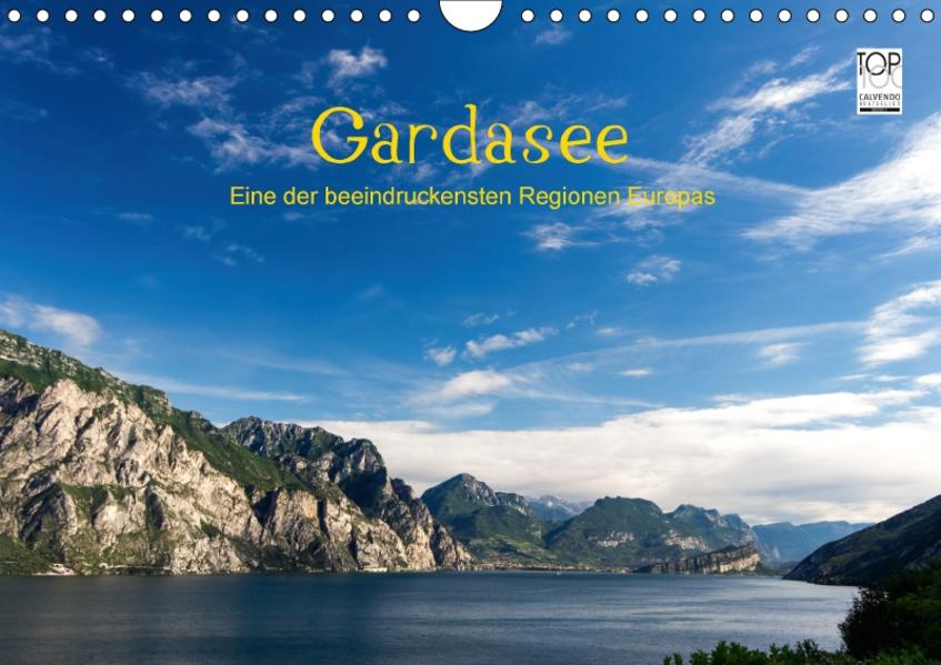Gardasee (Wandkalender 2017 DIN A4 quer) - Coverbild