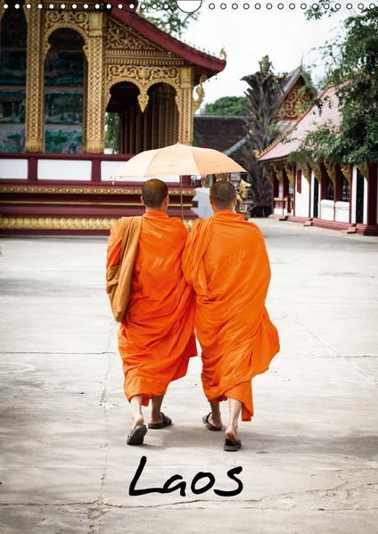 Laos (Wandkalender 2017 DIN A3 hoch) - Coverbild
