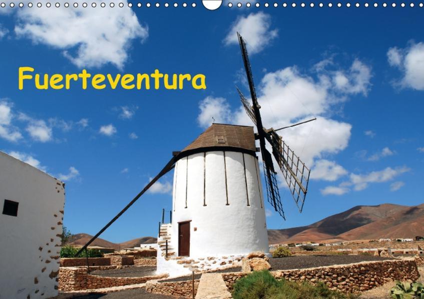Fuerteventura (Wandkalender 2017 DIN A3 quer) - Coverbild