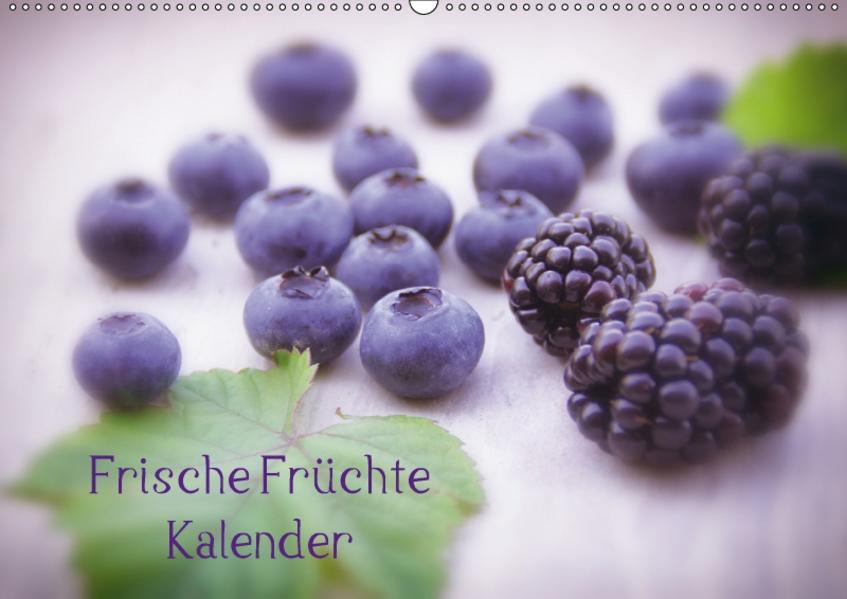 Frische Früchte Kalender österreichische EditionAT-Version  (Wandkalender 2017 DIN A2 quer) - Coverbild