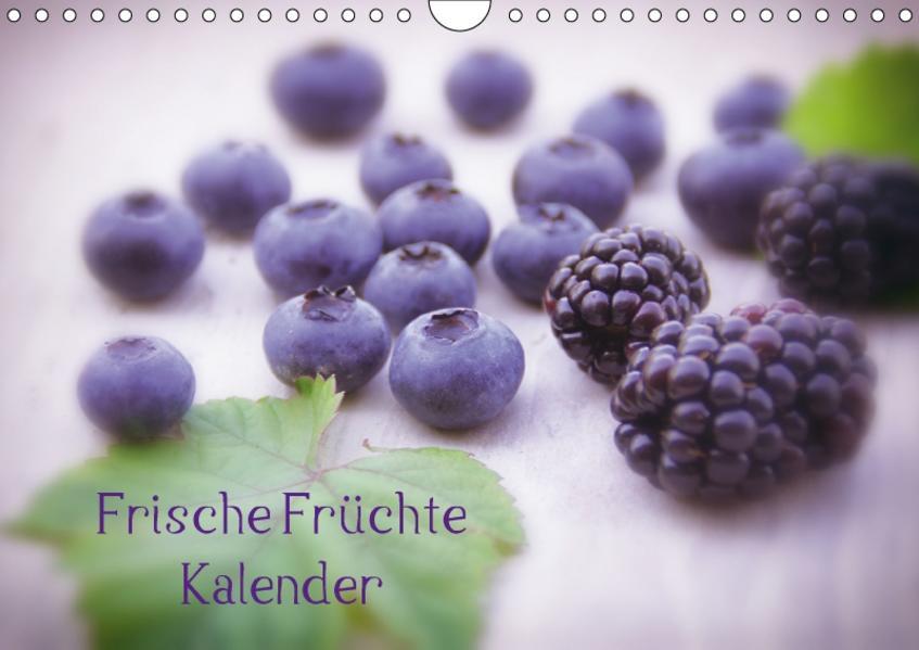 Frische Früchte Kalender Schweizer EditionCH-Version  (Wandkalender 2017 DIN A4 quer) - Coverbild
