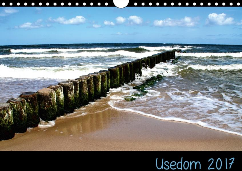 Usedom 2017 (Wandkalender 2017 DIN A4 quer) - Coverbild