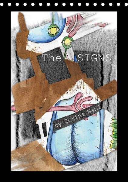 The Signs (Tischkalender 2017 DIN A5 hoch) - Coverbild