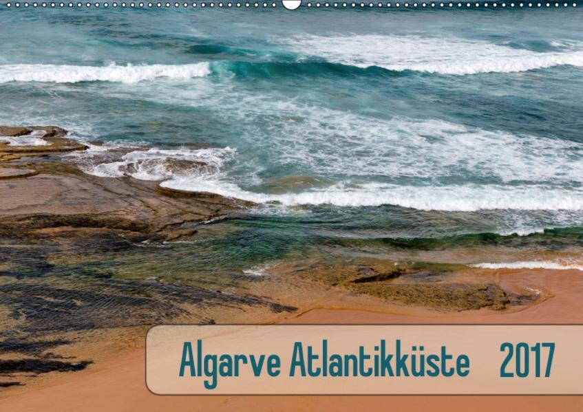 Algarve Atlantikküste (Wandkalender 2017 DIN A2 quer) - Coverbild