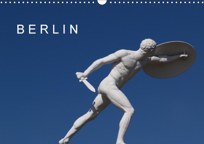 BERLIN (Wandkalender 2017 DIN A3 quer) - Coverbild