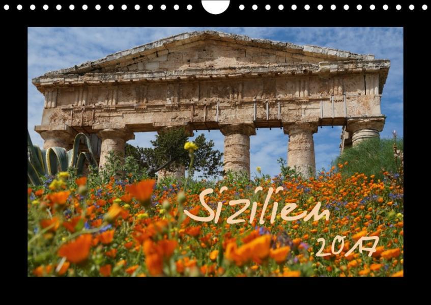 Sizilien (Wandkalender 2017 DIN A4 quer) - Coverbild