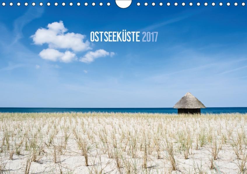 Ostseeküste 2017 (Wandkalender 2017 DIN A4 quer) - Coverbild