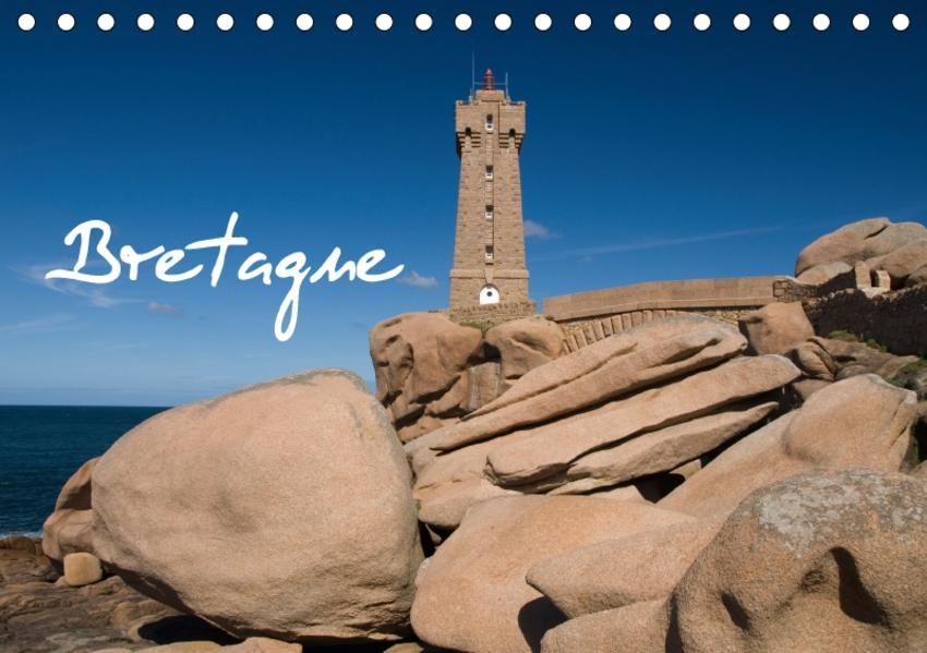 Bretagne (Tischkalender 2017 DIN A5 quer) - Coverbild