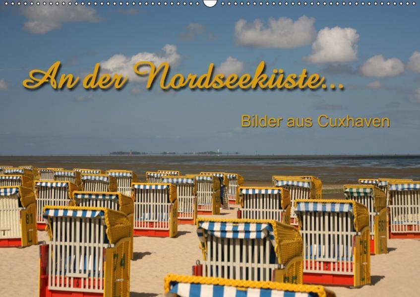 An der Nordseeküste... (Wandkalender 2017 DIN A2 quer) - Coverbild