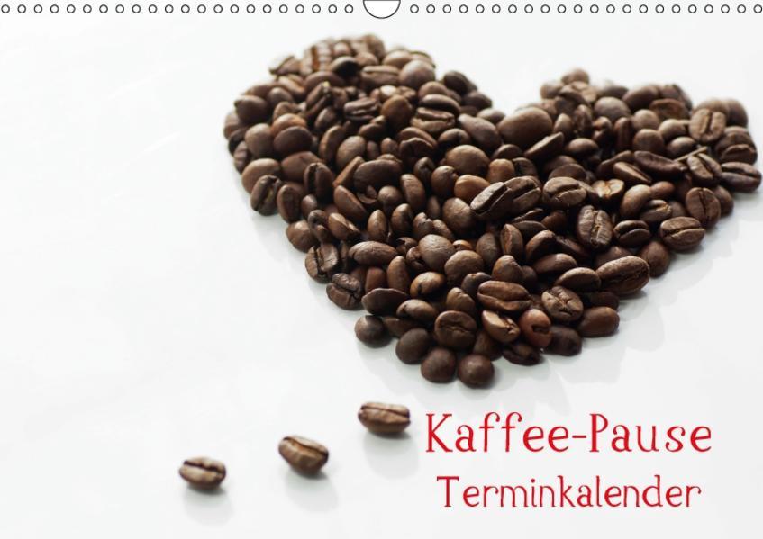 Kaffee-Pause Terminkalender Schweizer KalendariumCH-Version  (Wandkalender 2017 DIN A3 quer) - Coverbild
