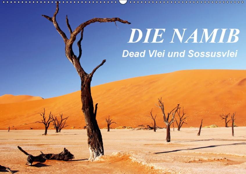 DIE NAMIB (Wandkalender 2017 DIN A2 quer) - Coverbild