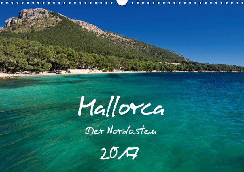 Mallorca – Der Nordosten (Wandkalender 2017 DIN A3 quer) - Coverbild