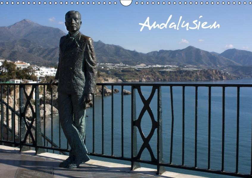 Andalusien (Wandkalender 2017 DIN A3 quer) - Coverbild