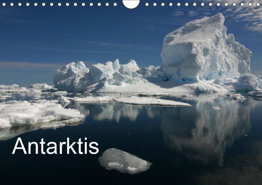 AntarktisAT-Version  (Wandkalender 2017 DIN A4 quer) - Coverbild
