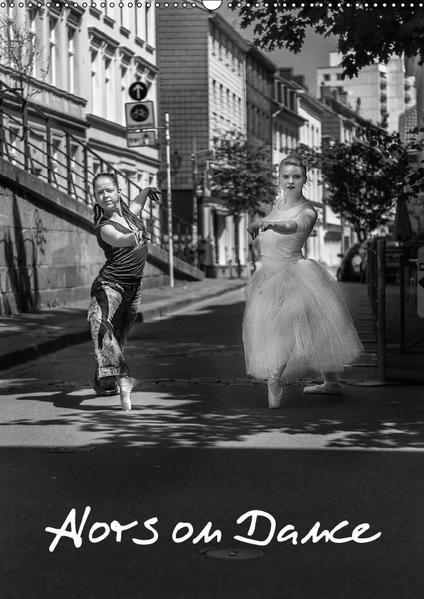Alors on Dance (Wandkalender 2017 DIN A2 hoch) - Coverbild