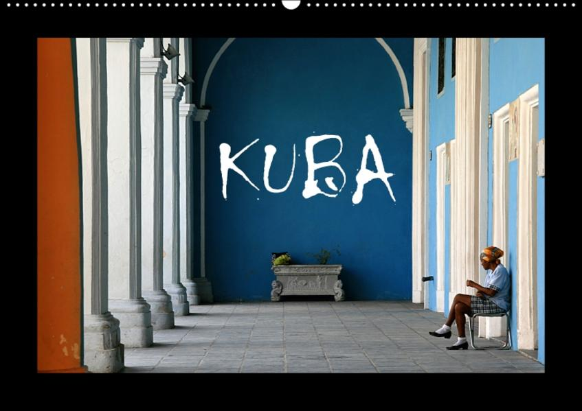 Kuba (Wandkalender 2017 DIN A2 quer) - Coverbild