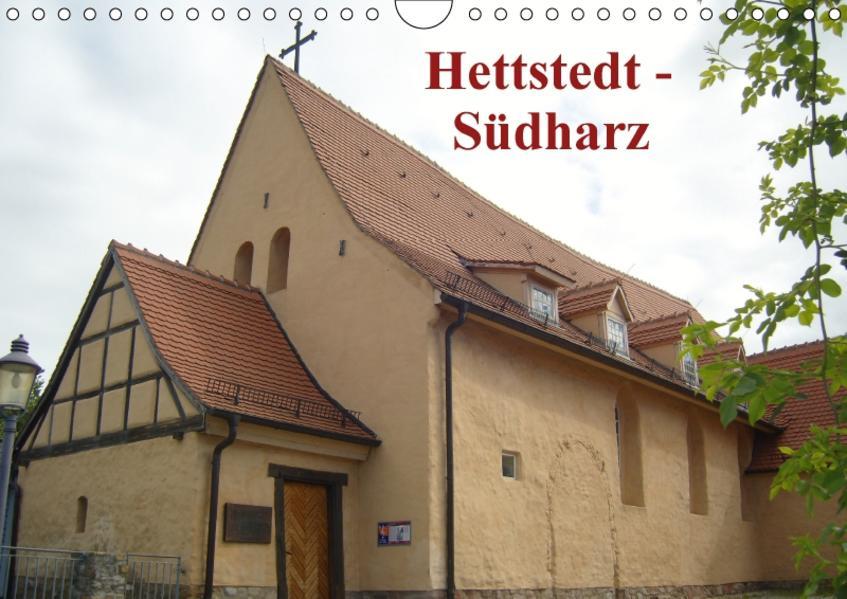 Hettstedt Südharz (Wandkalender 2017 DIN A4 quer) - Coverbild