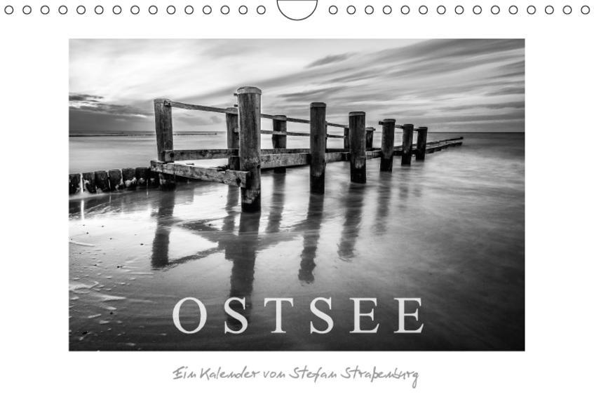 OSTSEE (Wandkalender 2017 DIN A4 quer) - Coverbild