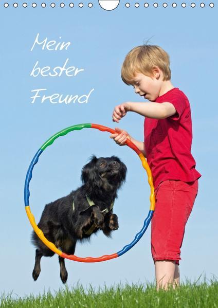 Mein bester Freund (Wandkalender 2017 DIN A4 hoch) - Coverbild
