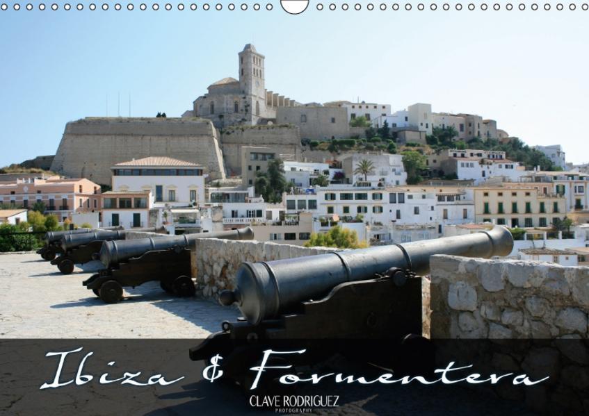 Ibiza & Formentera (Wandkalender 2017 DIN A3 quer) - Coverbild