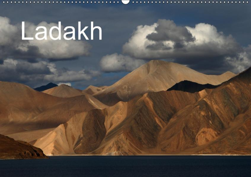 LadakhAT-Version  (Wandkalender 2017 DIN A2 quer) - Coverbild