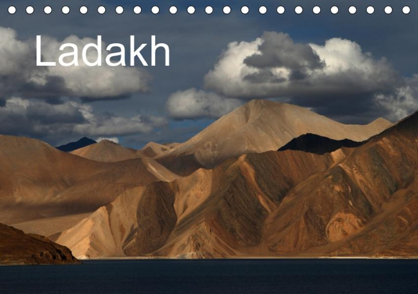 LadakhAT-Version  (Tischkalender 2017 DIN A5 quer) - Coverbild
