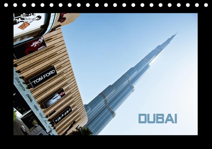 Dubai 2017 (Tischkalender 2017 DIN A5 quer) - Coverbild