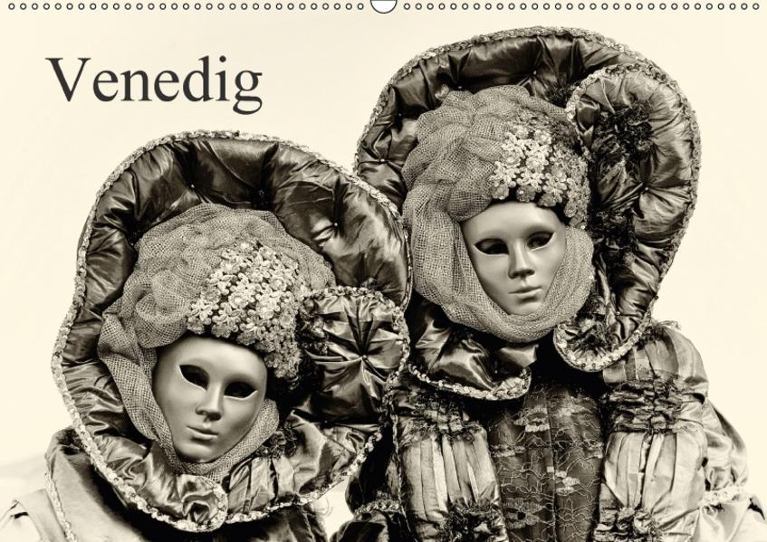 Venedig (Wandkalender 2017 DIN A2 quer) - Coverbild