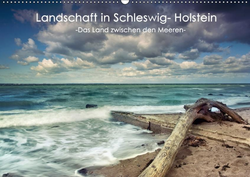 Landschaft in Schleswig- Holstein (Wandkalender 2017 DIN A2 quer) - Coverbild