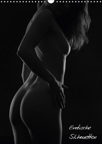 Erotische Silhouetten / CH-Version (Wandkalender 2017 DIN A3 hoch) - Coverbild