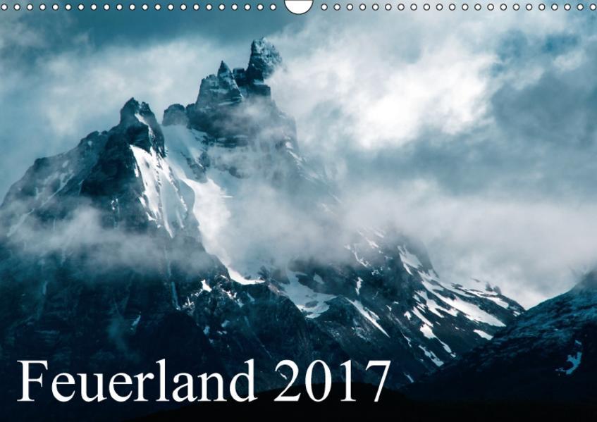Feuerland CH-Version (Wandkalender 2017 DIN A3 quer) - Coverbild