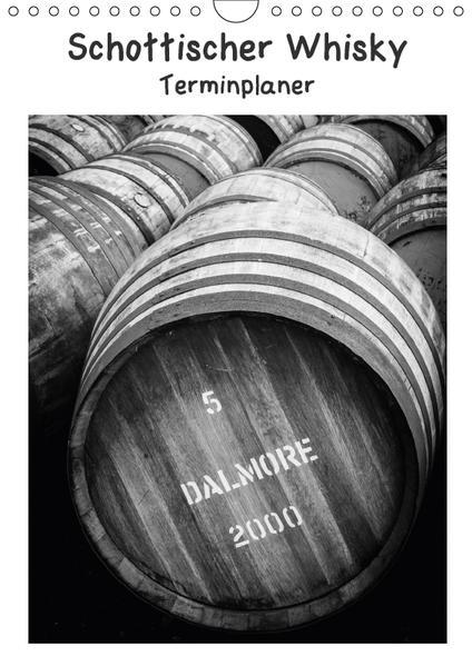 Schottischer Whisky - Terminplaner / CH-Version (Wandkalender 2017 DIN A4 hoch) - Coverbild