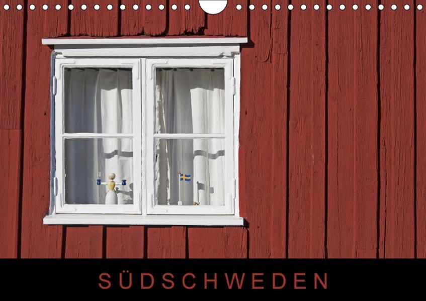 Südschweden (Wandkalender 2017 DIN A4 quer) - Coverbild