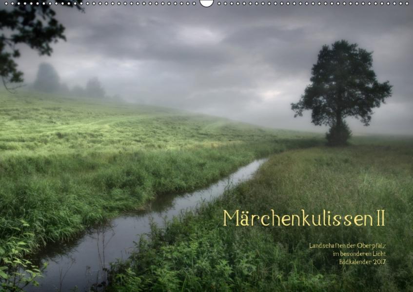 Märchenkulissen II (Wandkalender 2017 DIN A2 quer) - Coverbild