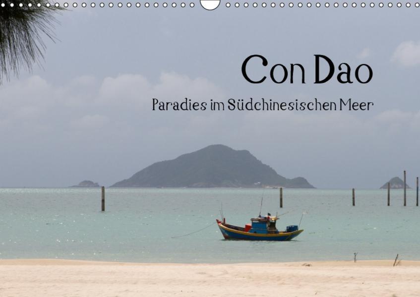 Con Dao - Paradies im Südchinesischen Meer (Wandkalender 2017 DIN A3 quer) - Coverbild