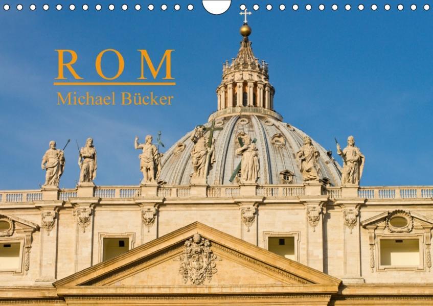 Rom (Wandkalender 2017 DIN A4 quer) - Coverbild