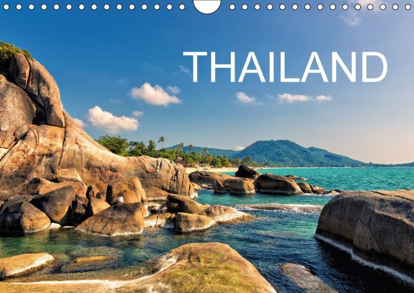 Thailand (Wandkalender 2017 DIN A4 quer) - Coverbild