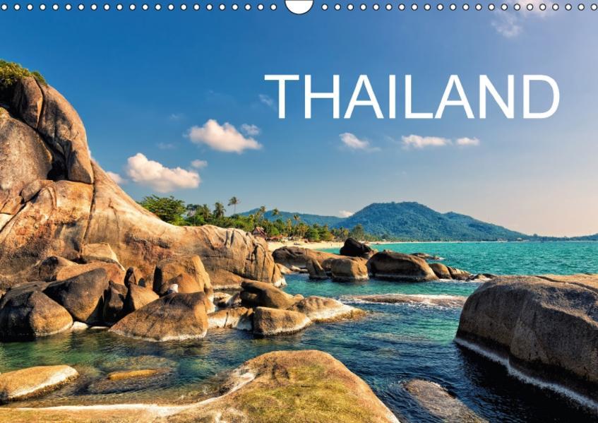Thailand (Wandkalender 2017 DIN A3 quer) - Coverbild
