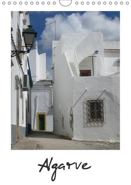 Algarve (Wandkalender 2017 DIN A4 hoch) - Coverbild