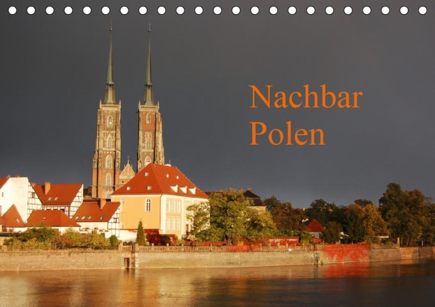 Nachbar Polen (Tischkalender 2017 DIN A5 quer) - Coverbild