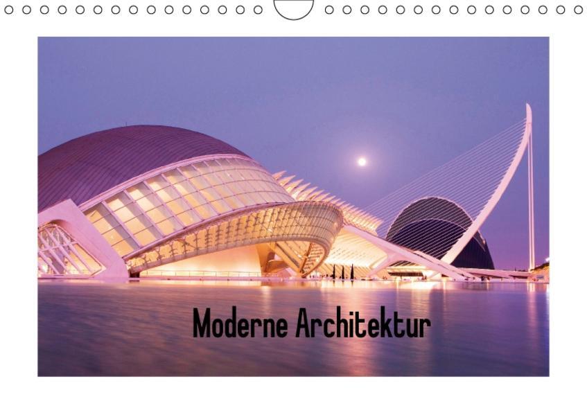 Moderne Architektur (Wandkalender 2017 DIN A4 quer) - Coverbild