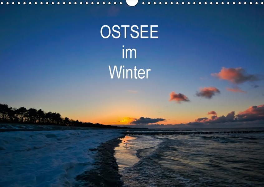 Ostsee im Winter (Wandkalender 2017 DIN A3 quer) - Coverbild