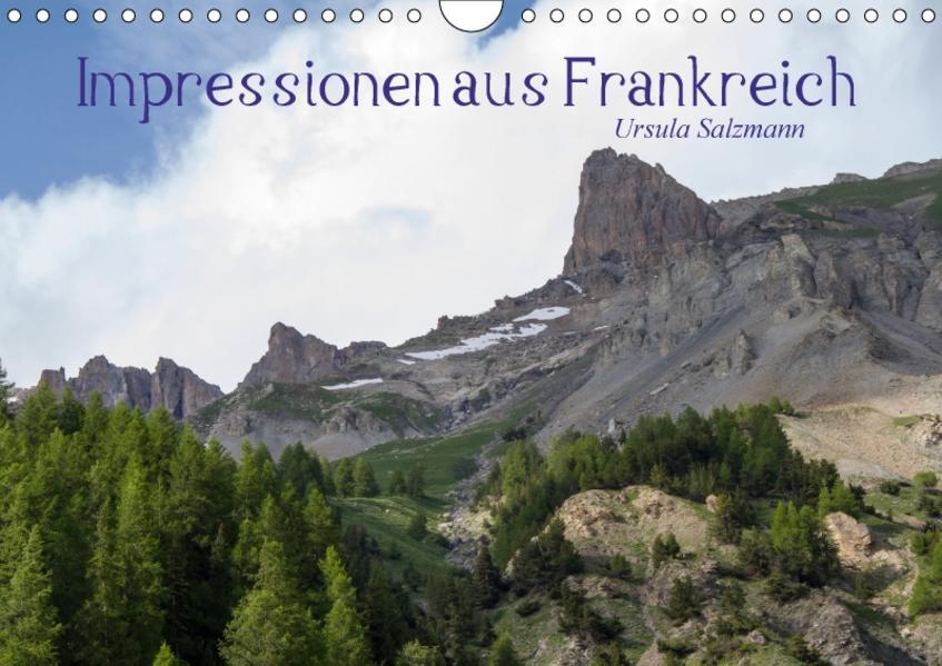 Impressionen aus Frankreich (Wandkalender 2017 DIN A4 quer) - Coverbild