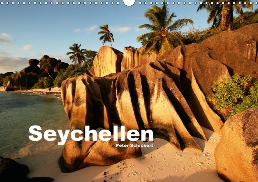 Seychellen (Wandkalender 2017 DIN A3 quer) - Coverbild